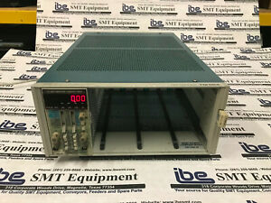 Tektronix Tm 504 Chassis W dc 503a Universal Counter timer Warranty Included