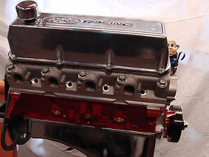 429 460 Ford Crate Aluminum Head High Performance Street Balanced Engine