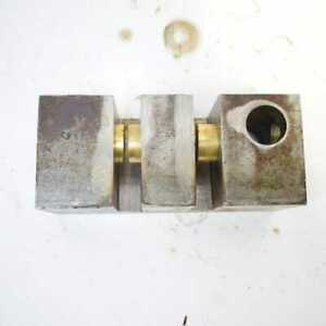 Used Brake Block Compatible With Bobcat 742 743 943 643 843 642 6562757