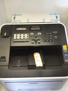 Brother Intellifax Ax 2840