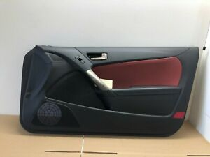 2013 2014 Hyundai Genesis Coupe Rh Passenger Right Front Door Panel Oem