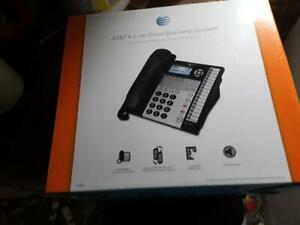 New At t 1040 4 Line Phone Multi Line Small Business Phone