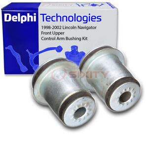 Delphi Front Upper Control Arm Bushing Kit For 1998 2002 Lincoln Navigator Yu