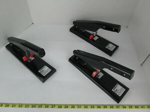 Lot Of 3 Stanley Bostitch Heavy Duty Stapler B310hds Up To 150 Sheets Office