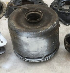 Studebaker Air Cleaner For About 2 1 4 Inch Inlet Used Item 9909j