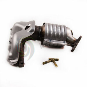 Exhaust Manifold Catalytic Converter For 1996 2000 Honda Civic 1 6l D16y7 Engine