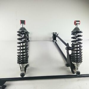 Parallel 4 Link Kit Coilovers 3500lbs For 55 64 Gm Full Size Street Rods