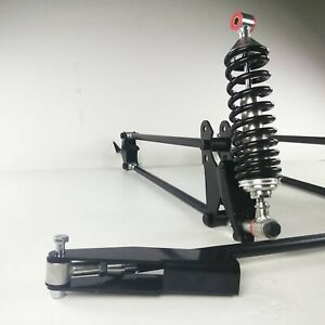 Stage2 Parallel 4 Link Kit Coilovers 3500lbs For 49 61 Desoto Street Rods