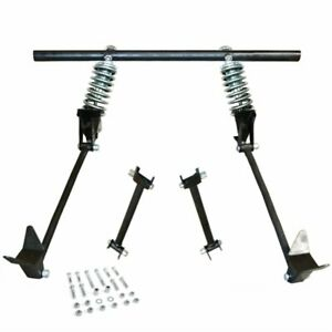 Triangulated Rear 4 link W Coilovers 30 1930 Model A Cabriolet Front Parts