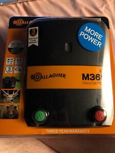 Gallagher Electric Fence Energizer M360 Tested