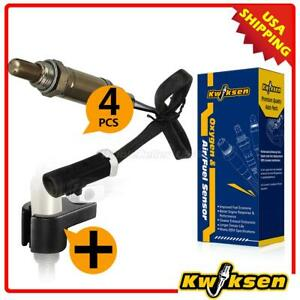 4xdownstream Oxygen O2 Sensor Wrench Tool For 1998 2006 Lincoln Town Car 4 6l