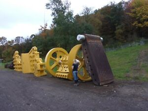 48 X 60 Kennedy Rock Jaw Crusher Plant Quarry Made In Usa