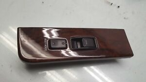 1996 1997 Lexus Lx450 Land Cruiser Fj80 Front Right Wood Grain Window Switch