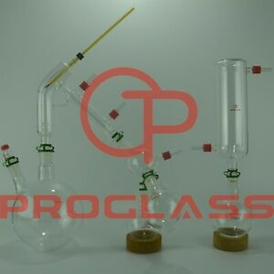 Proglass 2l Short Path Distillation Kit With Cold Trap