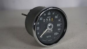 Smiths Speedometer Sn 5227 12 1280 For 1968 71 Mgb Made In Uk 120mph