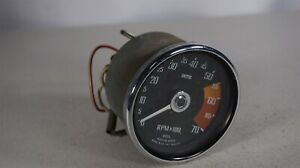 Smiths Tachometer Rvi1419 00 4cyl Negative Earth For 1968 71 Mgb Gt 7000 Rpm Uk
