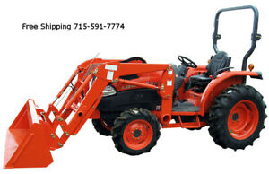 Tractor Loader Compact | MCS Industrial Solutions and Online