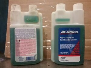 88861803 Gm Top Engine Cleaner Fuel Injector Cleaner