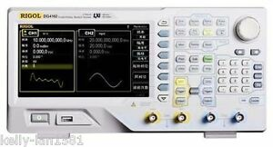 Rigol Function arbitrary Waveform Generators Dg4062 60m 50mhsa W 150wfs Counter