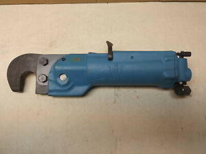 Pneumatic C yoke Compression Riveter Rivet Squeezer Us Air Tool 34 720c No Sets