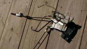 2003 2007 Honda Accord Coupe Driver Left Door Lock Actuator Assembly