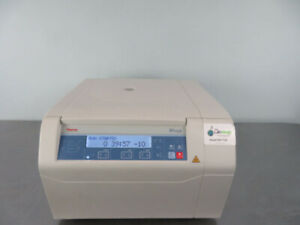 Thermo Megafuge 8r Refrigerated Centrifuge With Warranty See Video
