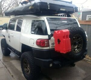 Jm3 Rp2 Dual 2 Gallon Rotopax Can Mount For Toyota Fj Cruiser Double Two Gal