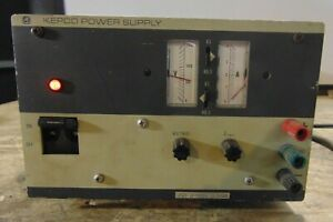 Kepco Jqe 150 3 5 Power Supply