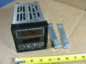 Watlow Csm4 bda0 a000 Thermo ducer Infrared Process Meter Rev F