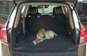 Vehicle Suv Backup Pet Pad Dog Pad Luggage Pad Waterproof Black 198 106cm