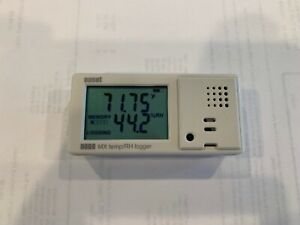 Data Logger Temperature Humidity Hobo Mx1101