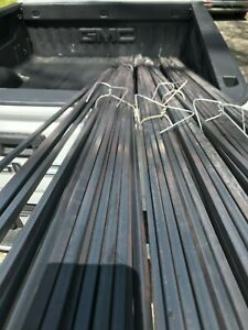 100 3 8 X 3 8 X 10 Mild Steel Solid Square Stock