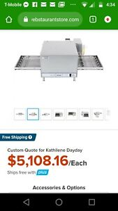Preowed 1pizza Oven Electric 1 Cooler Storage 2 Pizza Warmer