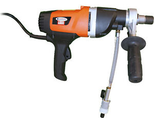 Core Bore Cb515 Hand held Core Drill Motor With Slip Clutch