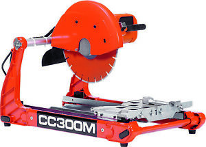 Cc300m Electric Masonry Saw With 14 Blade Guard