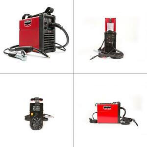 90 Amp Fc90 Flux Core Wire Feed Welder And Gun 120v Century Portable Welding