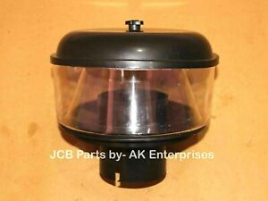 Precleaner Assy part No 126 12800 Jcb Parts New Brand