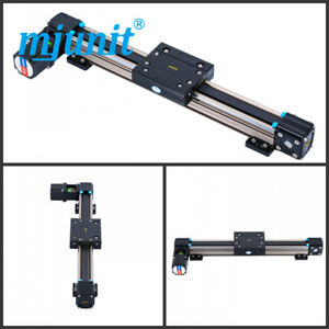 Mjunit Mj50 Linear Motion Guide Rails Cnc Guideway System With 500mm Stroke