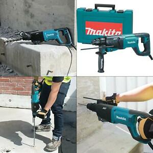 8 Amp 1 In Corded Sds plus Concrete masonry Avt anti vibration Technology