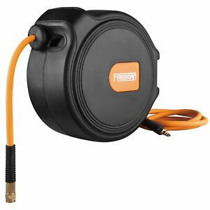 Freeman P3865chr 3 8 X 65 Air Hose With Swivel Retractable Reel mfr Direct
