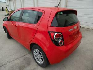 Chevrolet Sonic 2012 Engine 1 8l vin H 8th Digit Opt Luw