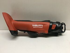 Hilti Sco 6 a22 Cordless Cut out Tool New Tool Body Only Fast Ship