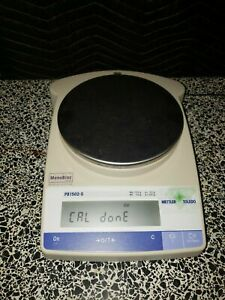 Mettler Toledo Pb1502 s D 0 01g Max 1510 00g Lab Scale Working Great