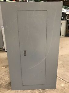 Square D Nqod 225a Mlo 42 Circuit Panel 120 240v 3 Phase 4 Wire