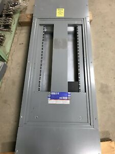 Square D I line 400a Mlo 42 Circuit Panel 480 277v 3 Phase 4 Wire