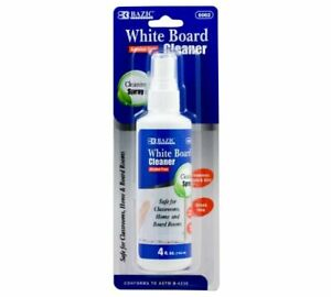 Bazic 4 Oz White Board Cleaner