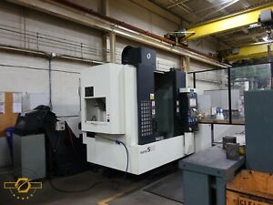 Makino S56 Makino Pro 5 Cntrl Cnc Vertical Machining Center New 2010