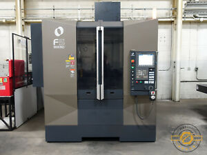 Makino F5 35 4 X 19 4 Y 17 7 Z Cnc Vertical Machining Center New 2016