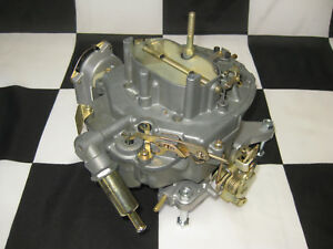 1967 Ford Mustang Autolite 4300 4 Barrel Carburetor For 289 Cu Engine C7df D