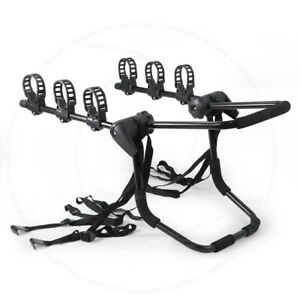 Fit 03 11 Bmw Rear Trunk Bicycle Mount 3 Bike Rack Holder Attachment Car Carrier